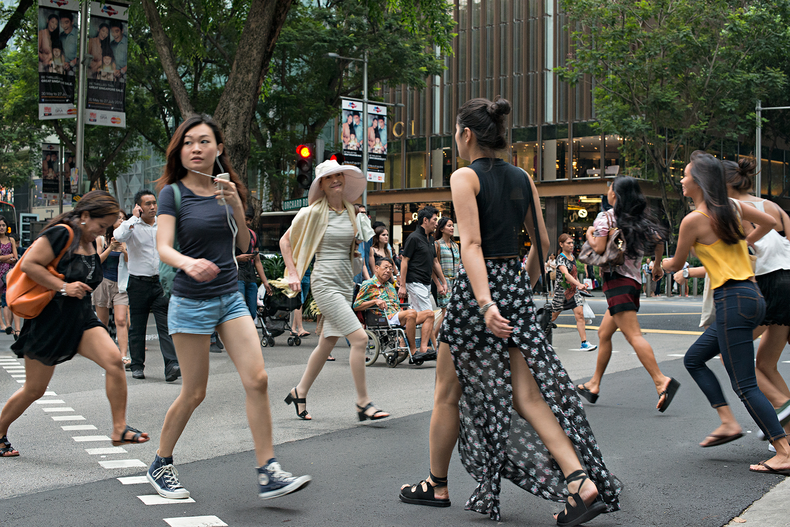 what to wear to town singapore