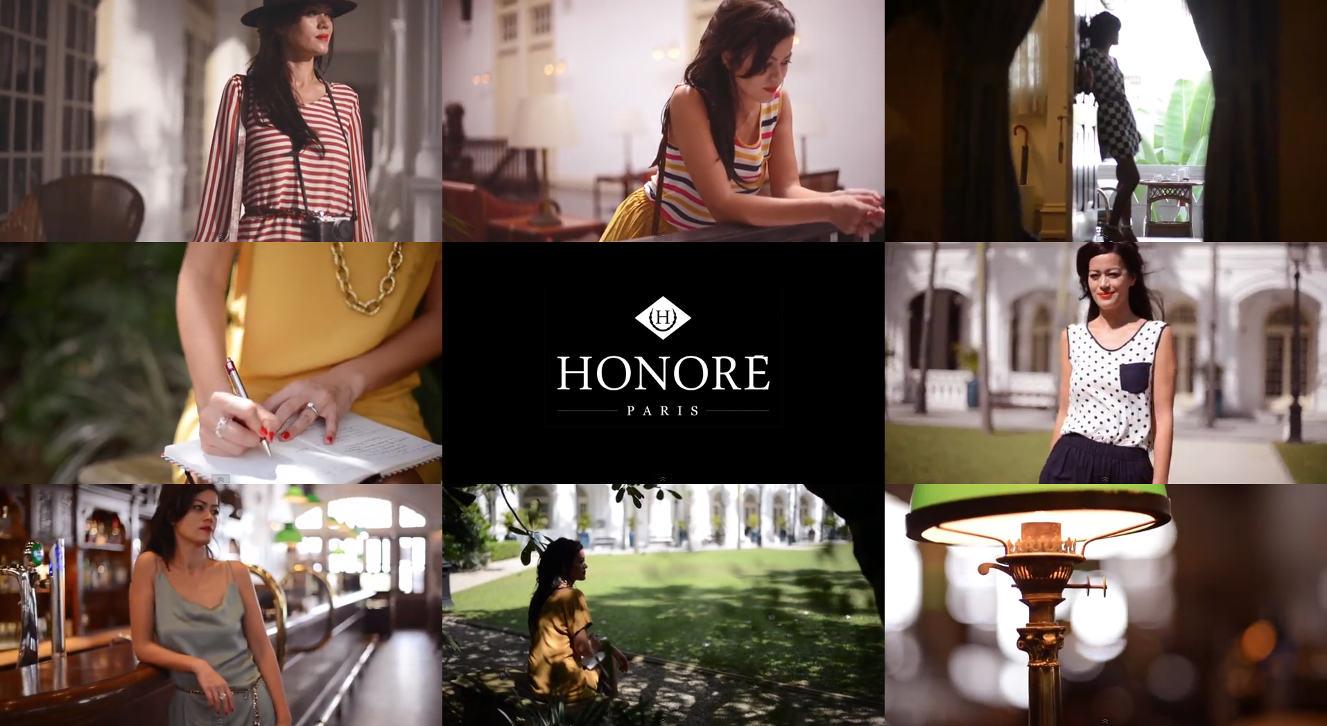 Honore Video Lookbook