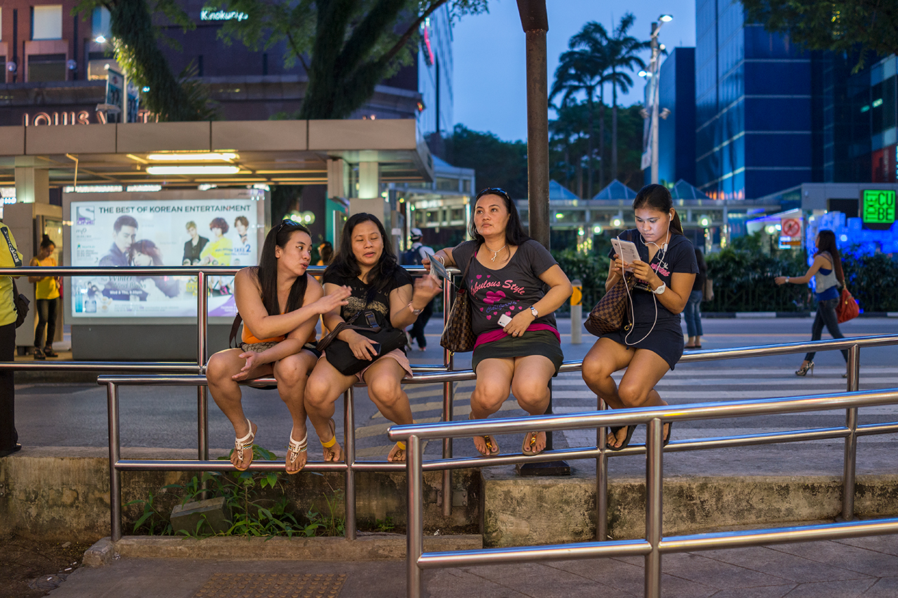 Sony RX1 Street Photography