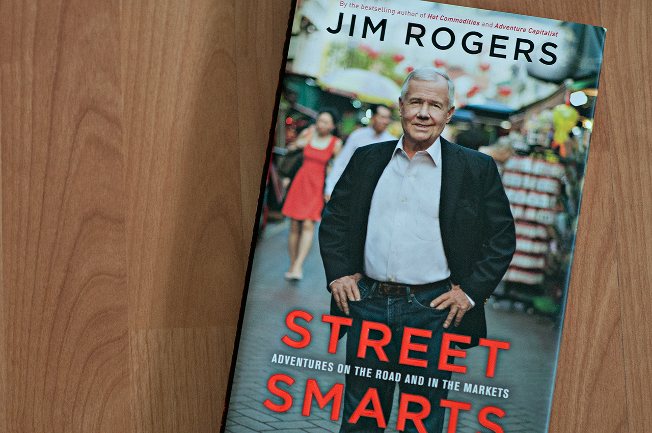 Street Smarts by Jim Rogers